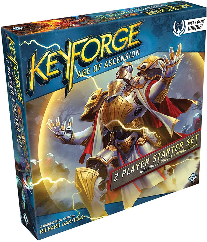 Keyforge Age of Ascension Board Game SvarogsDen