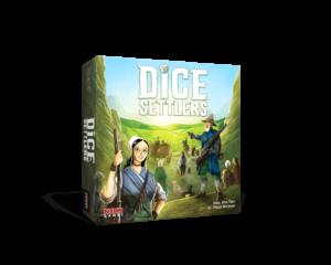 Dice Settlers - A civilization dice game
