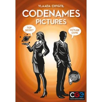 Codenames Pictures Board Game SvarogsDen
