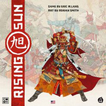 Rising Sun Board Game SvarogsDen