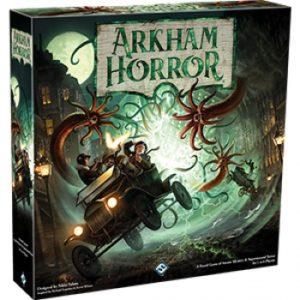 Arkham Horror Board Game SvarogsDen
