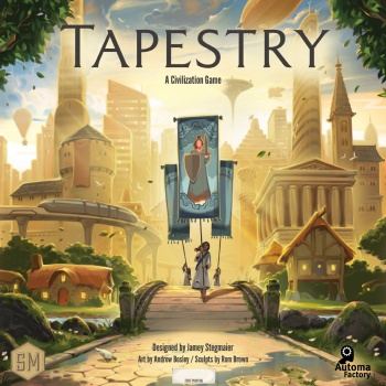 Tapestry Board Game SvarogsDen
