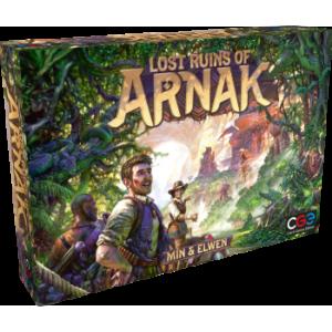 Arnak Board Game