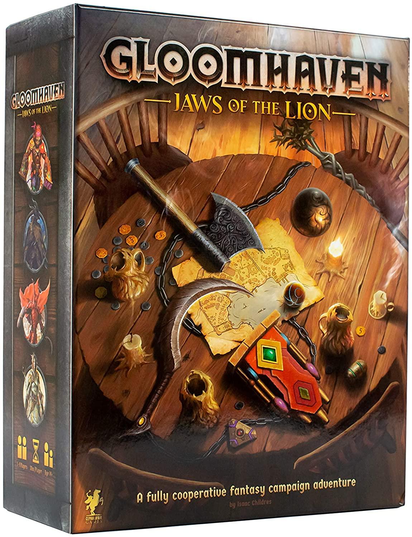 Gloomhaven Jaws of the Lion Board Game SvarogsDen