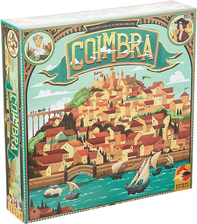 Coimbra Board Game SvarogsDen