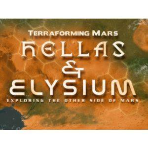 Hellas & Elysium Board Game SvarogsDen