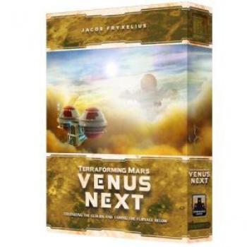 Venus Next Board Game SvarogsDen