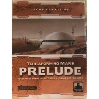 Prelude Board Game SvarogsDen