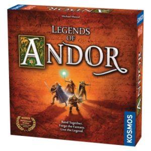 Legends of Andor Board Game SvarogsDen
