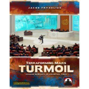 Turmoil Board Game SvarogsDen