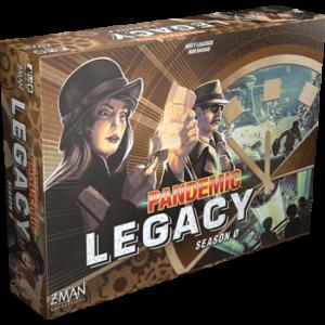 Pandemic Legacy Board Game