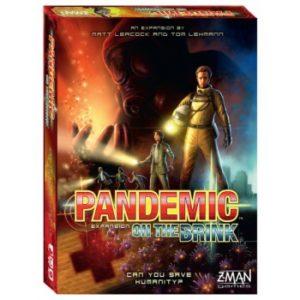 Pandemic Board Game SvarogsDen