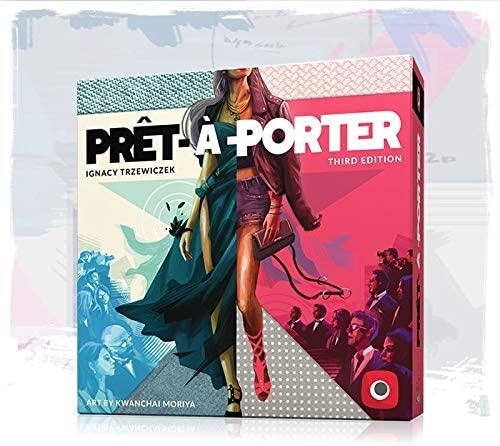 Pret-a-Porter Board Game SvarogsDen