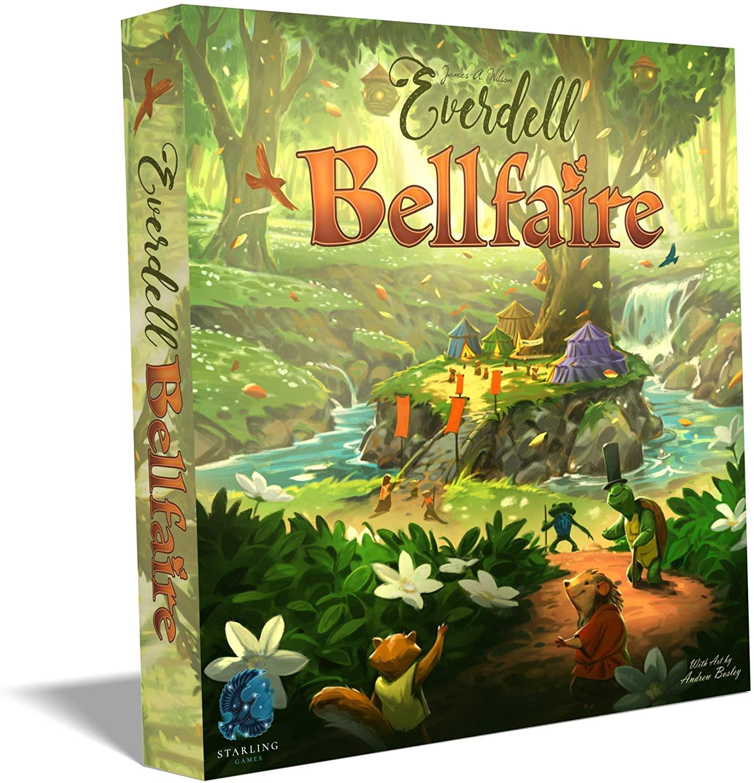 Everdell Bellfaire Board Game SvarogsDen