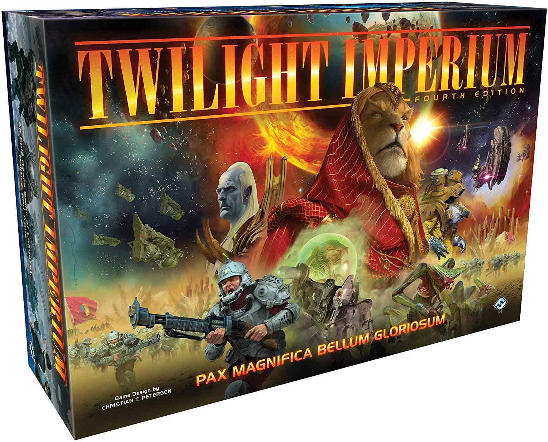 Twilight Imperium Fourth Edition Board Game SvarogsDen