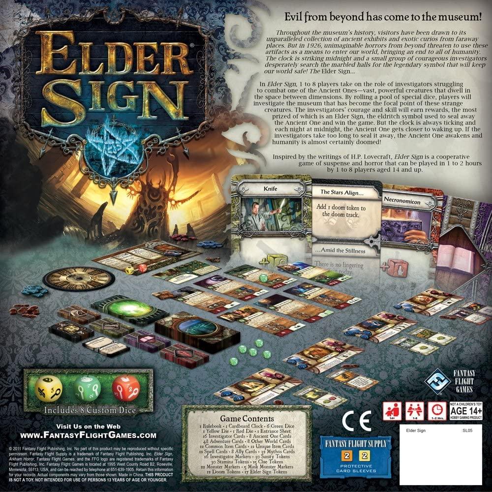 Elder Sign Board Game SvarogsDen