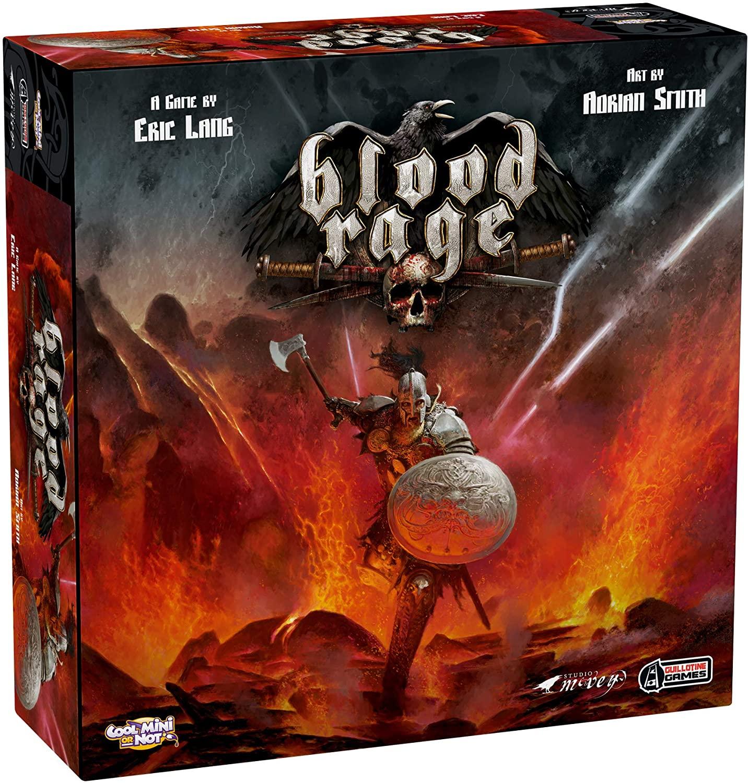 Blood Rage Board Game SvarogsDen