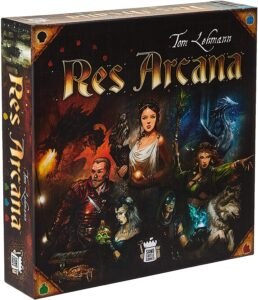 Res Arena Board Game SvarogsDen