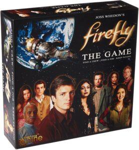 Firefly The Game Board Game SvarogsDen