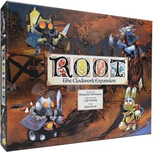 ROOT The Clockwork Expansion Board Game SvarogsDen