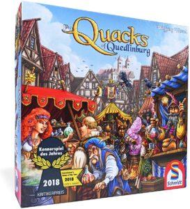 Quacks of Quedlinburg Board Game SvarogsDen