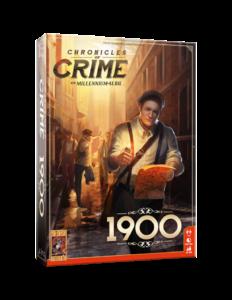 Chronicles of Crime 1900 Board Game SvarogsDen