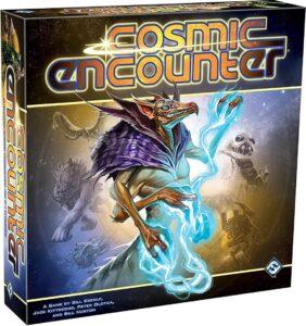 Cosmic Encounter Board Game SvarogsDen