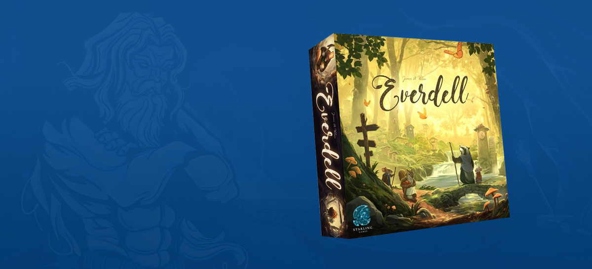 Everdell Board Game SvarogsDen