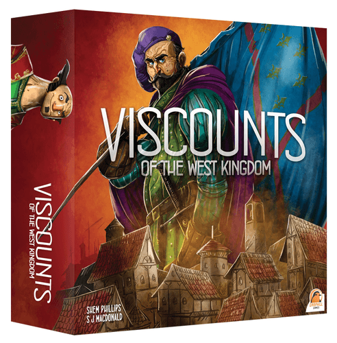 Viscounts Board Game Svarogs Den