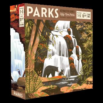 Parks Board Game SvarogsDen