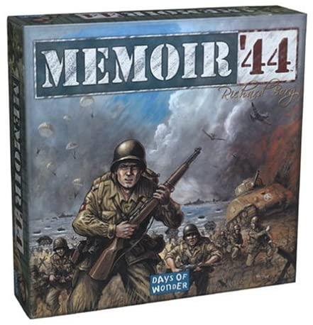 Memoir 44 Board Game SvarogsDen
