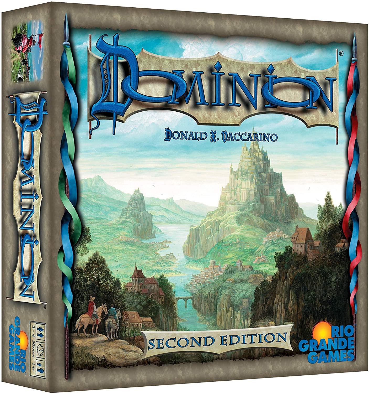 Dominion Board Game SvarogsDen
