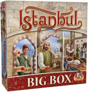 Istanbul BIG BOX Board Game SvarogsDen