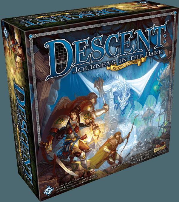 Descent Board Game SvarogsDen