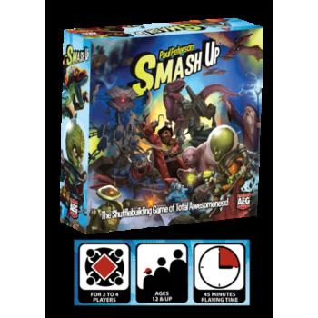 Smash Up Board Game SvarogsDen