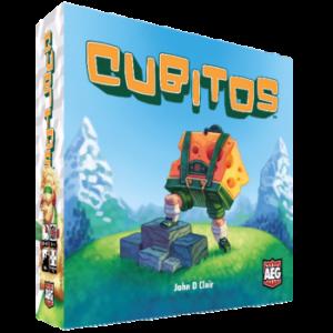 Cubitos Board Game