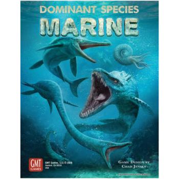 MArine Dominant Species Board Game SvarogsDen