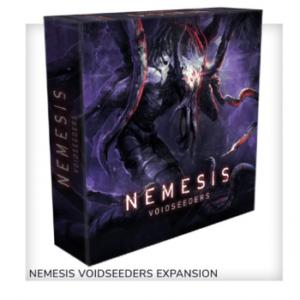 Nemesis Board Game SvarogsDen