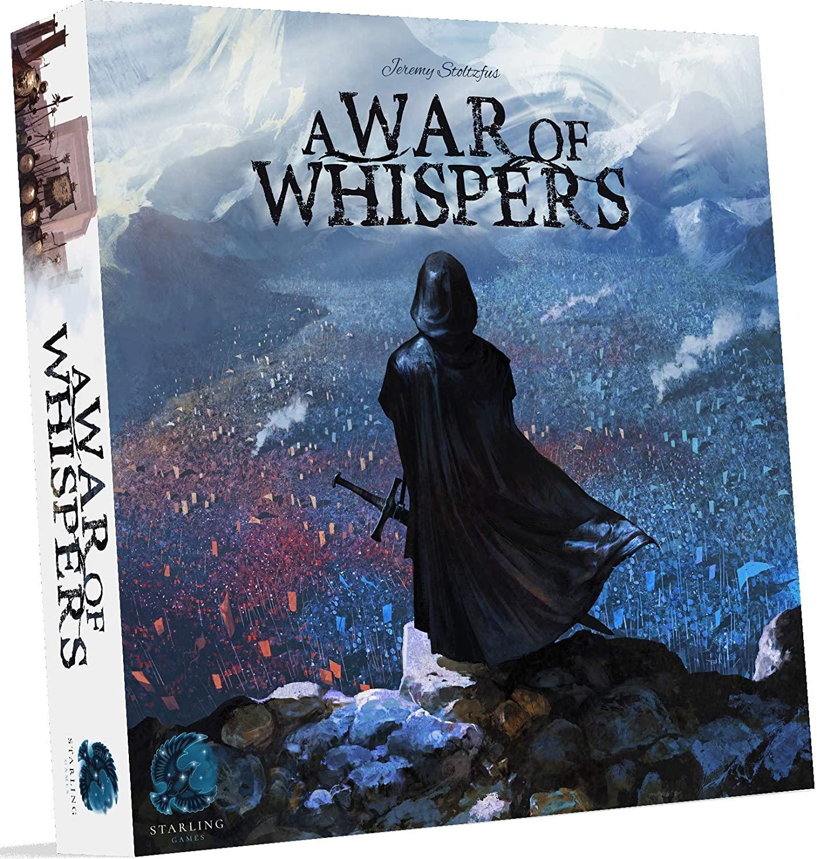 A war of whispers Board Game SvarogsDen