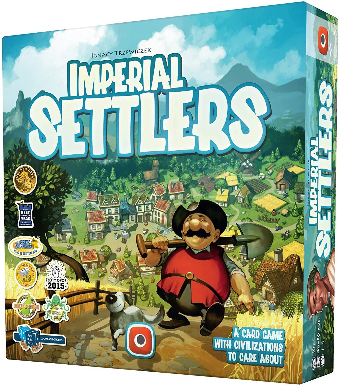 Imperial Settlers Board Game SvarogsDen