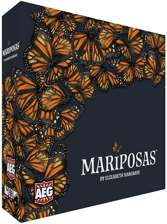Mariposas Board Game SvarogsDen