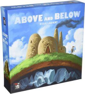 Above and Below Board Game SvarogsDen