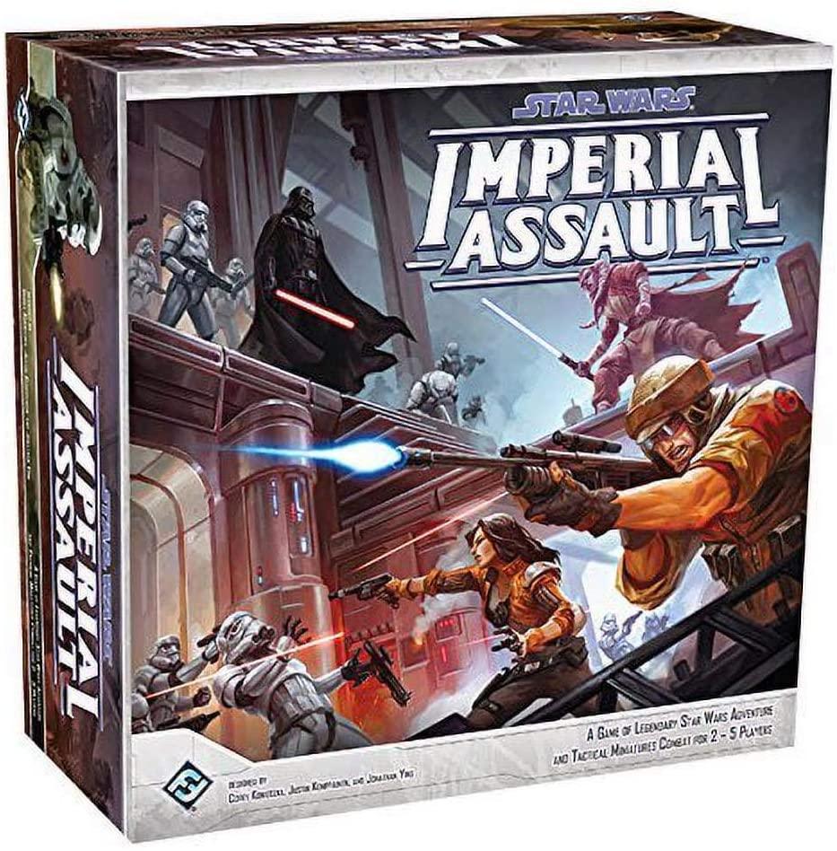 Star Wars Imperial Assault Board Game SvarogsDen