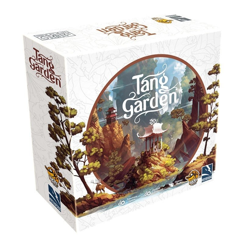 Tang Garden Board Game SvarogsDen