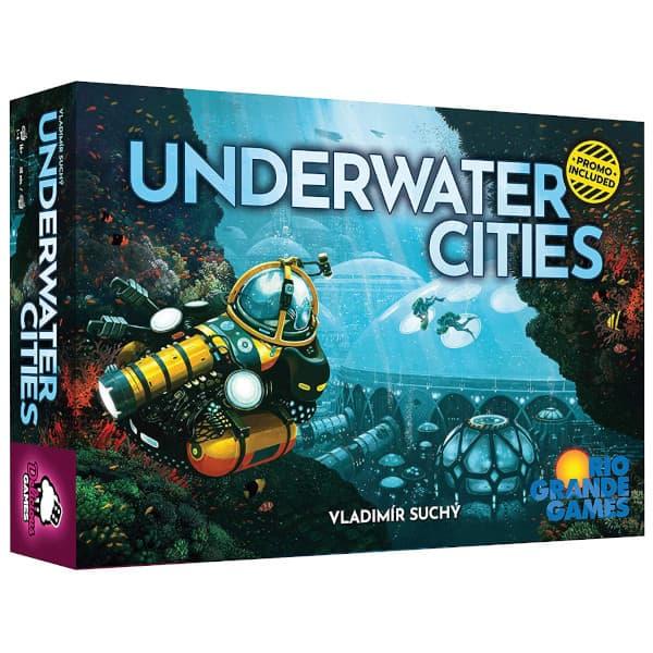 Underwater Cities Board Game SvarogsDen