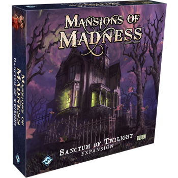 Mansions of Medness Board Game SvarogsDen