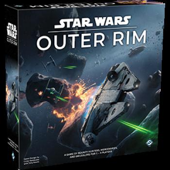 Star Wars Outer Rim Board Game SvarogsDen