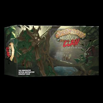 Spirit Island Branch Claw Board Game SvarogsDen