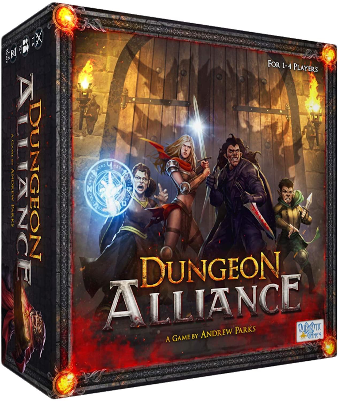 Dungeon Alliance Board Game SvarogsDen