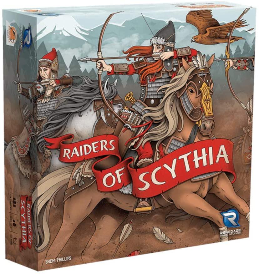 Raiders of Scythia Board Game SvarogsDen